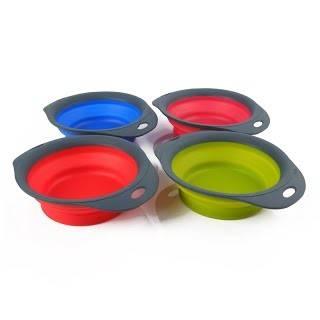 Dexas Collapsible Pet Bowl складная миска для собак и котов 720 мл