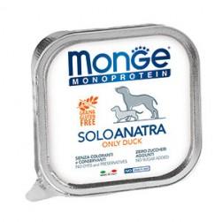 Monge Solo Polo консерви з качкою для собак