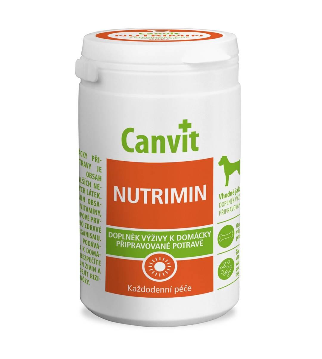 CANVIT NUTRIMIN – вітамінний комплекс для поліпшення обміну речовин собак