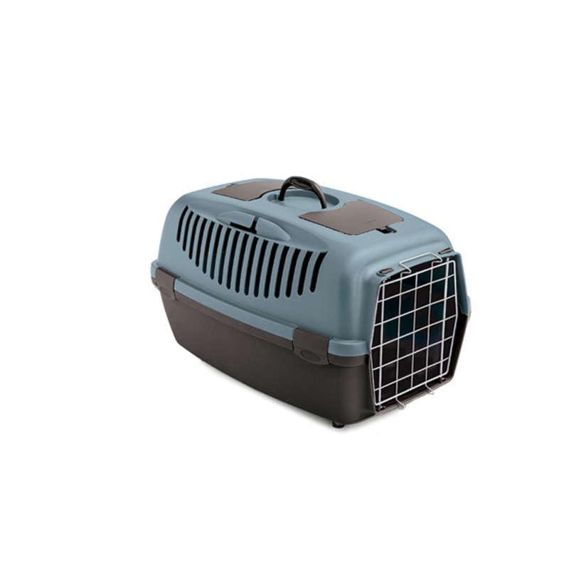 Stefanplast Gulliver 2 переноска с металлической дверью для собак и кошек весом до 8 кг, 55×36×35 см