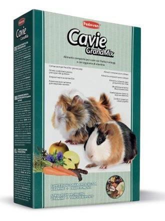 Padovan GrandMix CAVIE – корм для морских свинок