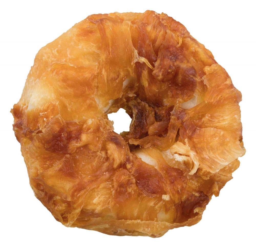 Trixie DENTAFUN Chewing Ring with Chicken – кістка-кільце з куркою для собак