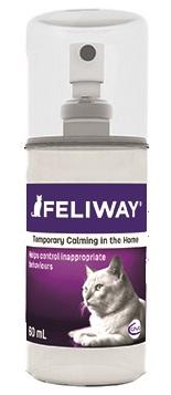 Feliway Classic спрей с феромонами для котов