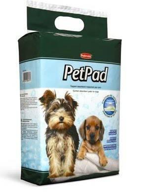 adovan Petpad гігієнічні пелюшки для собак, 60x60