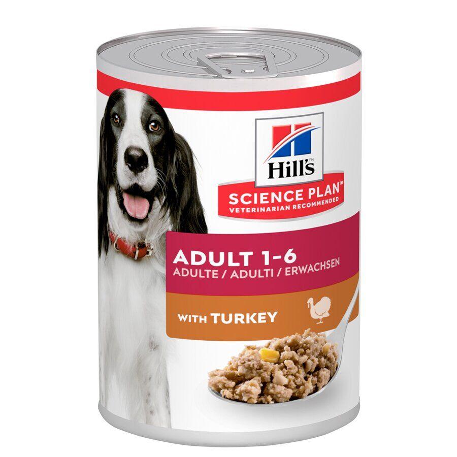 HILL'S Science Plan Adult 1-6 Turkey – вологий корм із індичкою для дорослих собак