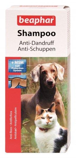 Beaphar Anti-Dandruff Shampoo – шампунь проти лупи для собак і котів