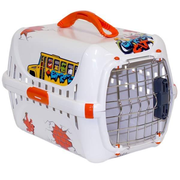 MODERNA TRENDY RUNNER GRAFFITI STREET переноска для собак і котів вагою до 5 кг