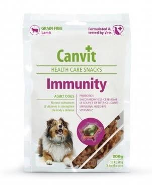 CANVIT Immunity – полувлажные лакомства для взрослых собак для укрепления иммунитета