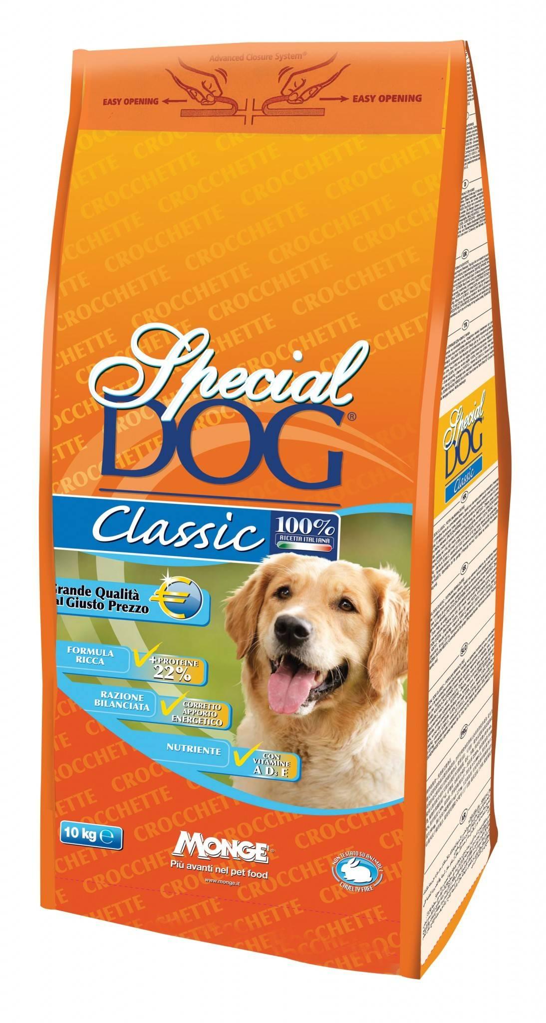 GEMON SPECIAL CLASSIC – сухий корм для дорослих собак усіх порід