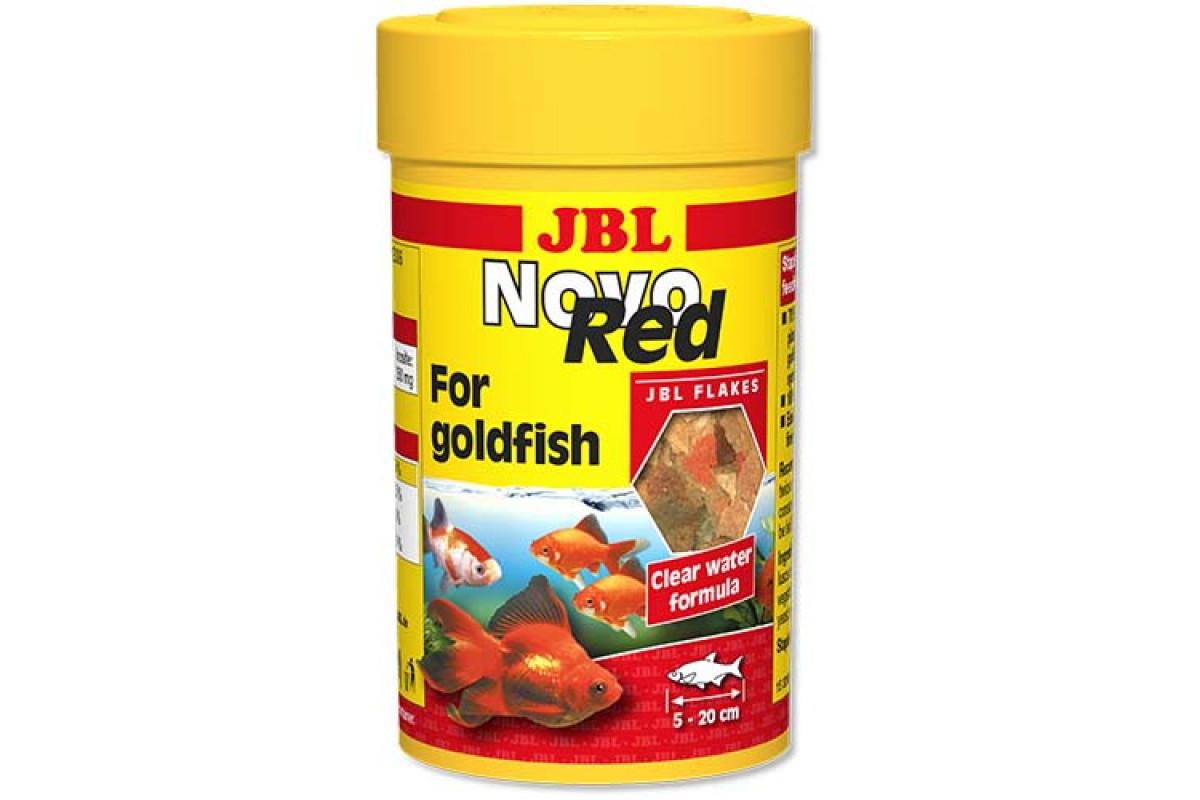JBL NovoRed – основний корм у формі пластівців для золотих рибок