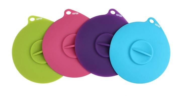 Dexas Flexible Suction Lid – герметичная крышка для консерв, 10,2 см
