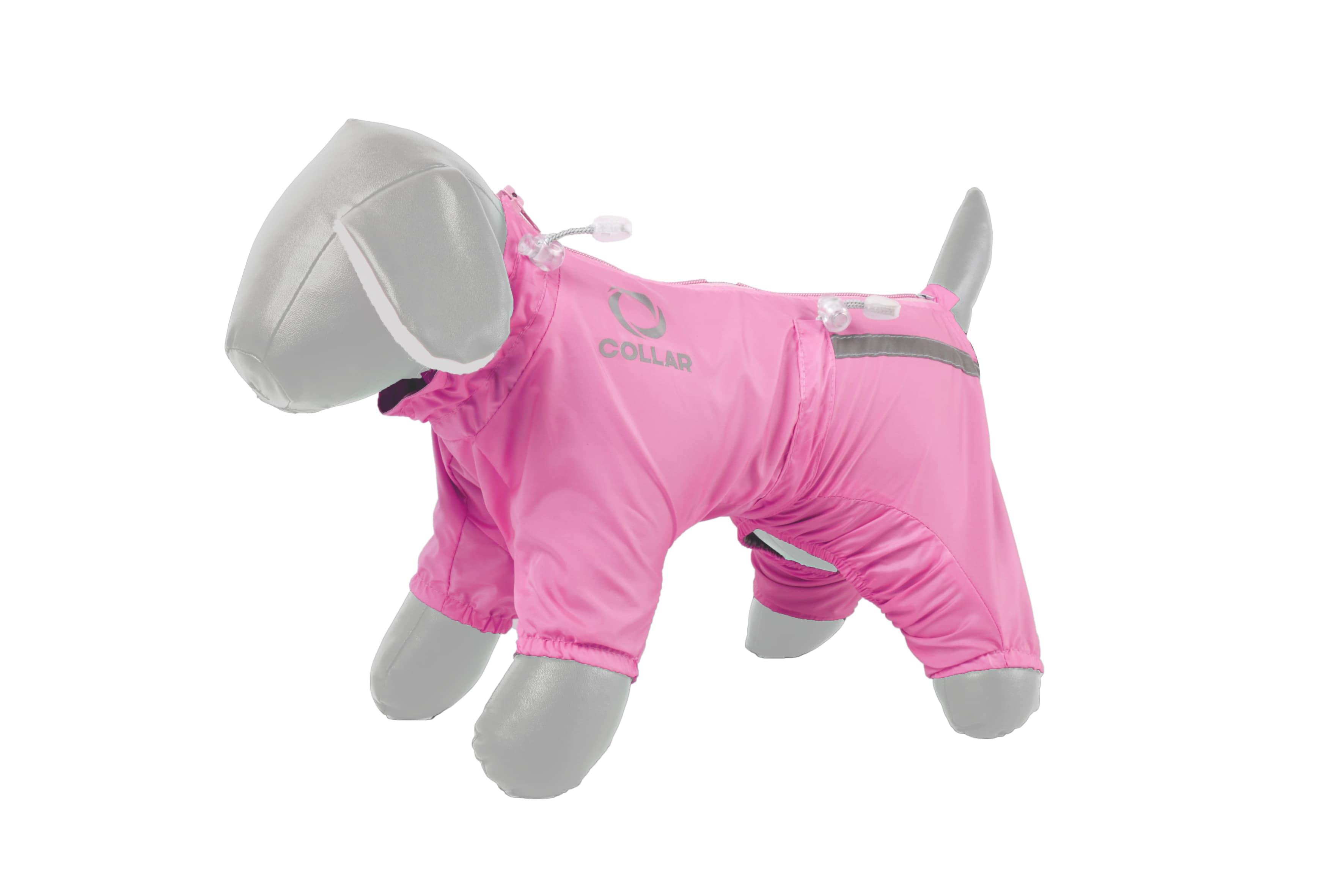 Collar – дощовик для собак №8