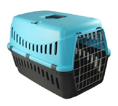 Bergamo Gipsy 2 Large – переноска для собак и котов, 58×38×38 см
