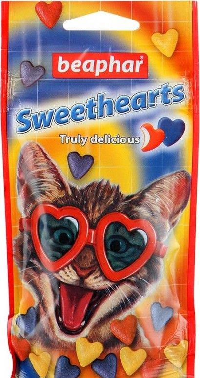 Beaphar Sweethearts – корисні ласощі для котів і кошенят