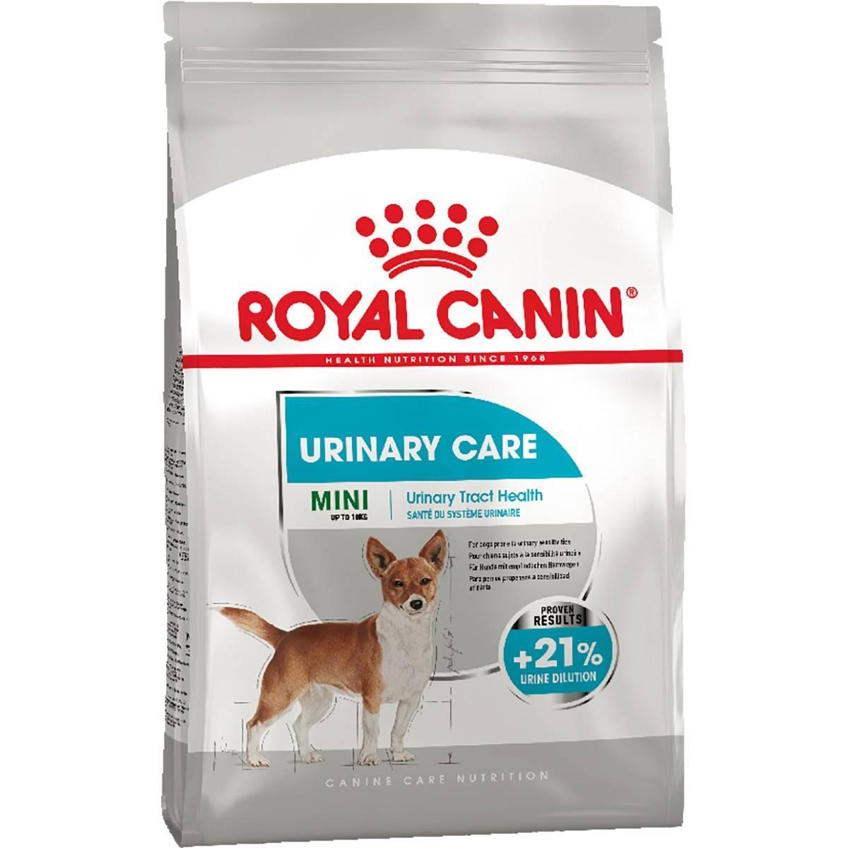 ROYAL CANIN MINI URINARY CARE – сухий корм для собак малих порід з чутливою сечовидільної системою