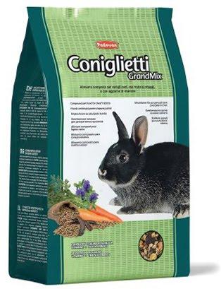 Padovan GandrMix Coniglietti – корм для кроликів