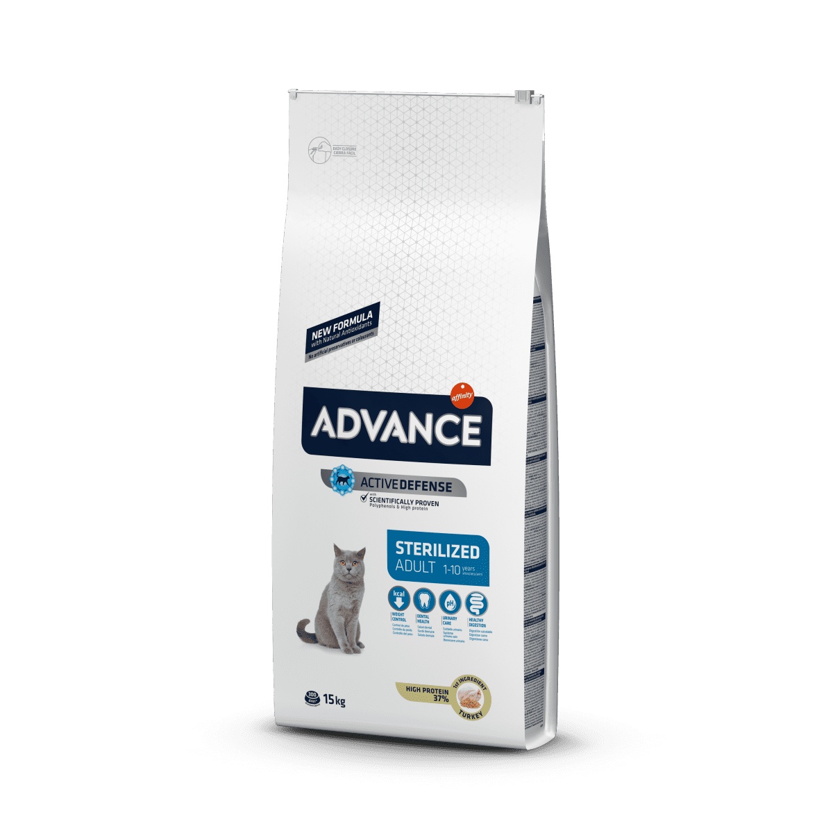 Advance Sterilized – сухий корм для стерилізованих котів і кішок