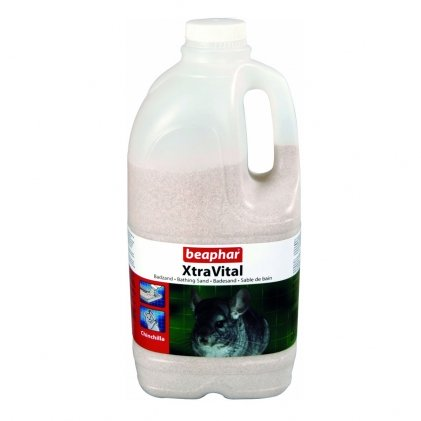 Beaphar XtraVital Chinchilla BathSand – песок для купания шиншилл
