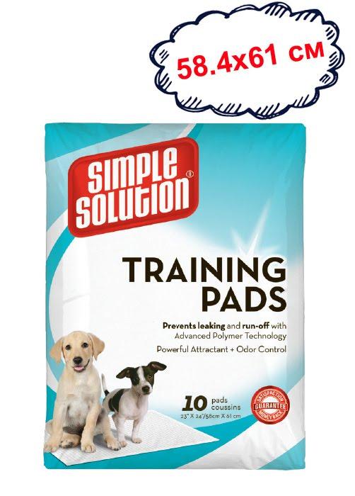 Simple Solution Original Training Pads – вологопоглинаючі гігієнічні пелюшки для собак