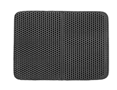 """EVA двошаровий килимок під котячий туалет """"Евамур"""", 600×400×10 мм"""