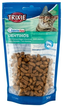 Trixie Dentinos – витаминизированное лакомство для котов