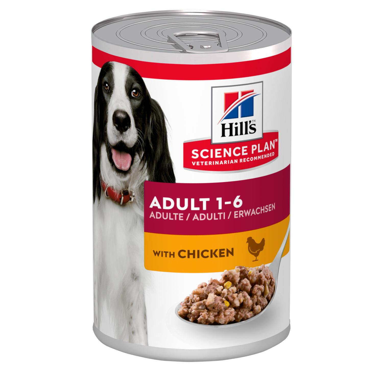 HILL'S Science Plan Adult 1-6 Chicken– вологий корм із куркою для дорослих собак