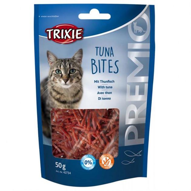 Trixie Premio Tuna Bites – ласощі для котів із тунцем