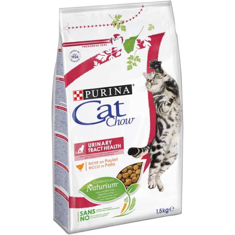 CAT CHOW SPECIAL CARE URINARY – сухой корм для профилактики мочекаменной болезни для котов