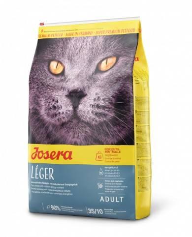 JOSERA LEGER – сухой корм для малоактивных котов