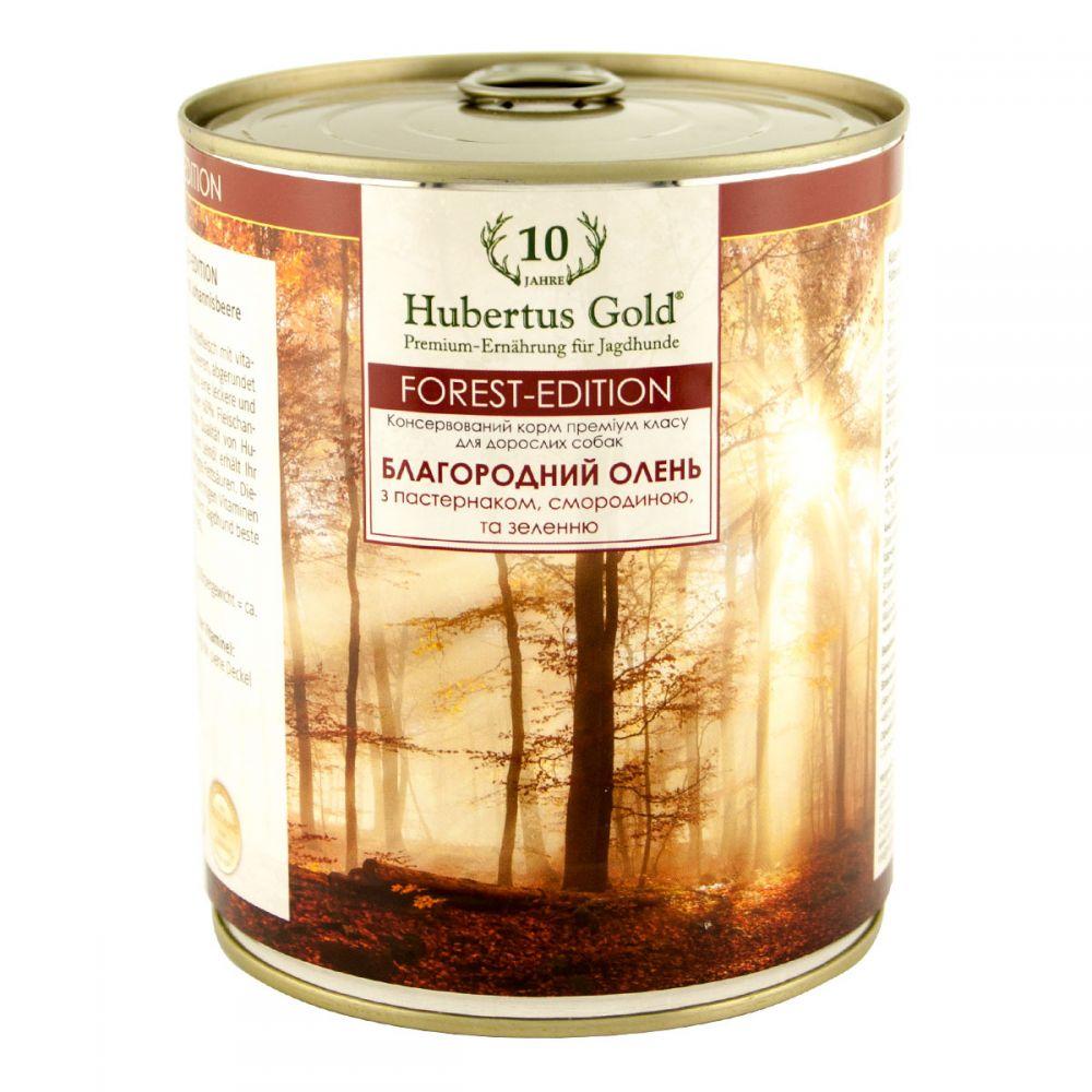 HUBERTUS GOLD влажный корм с олениной для взрослых собак