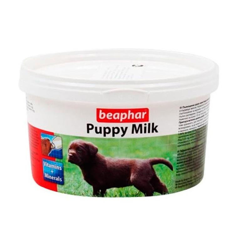 Beaphar Puppy Milk – сухе молоко для цуценят