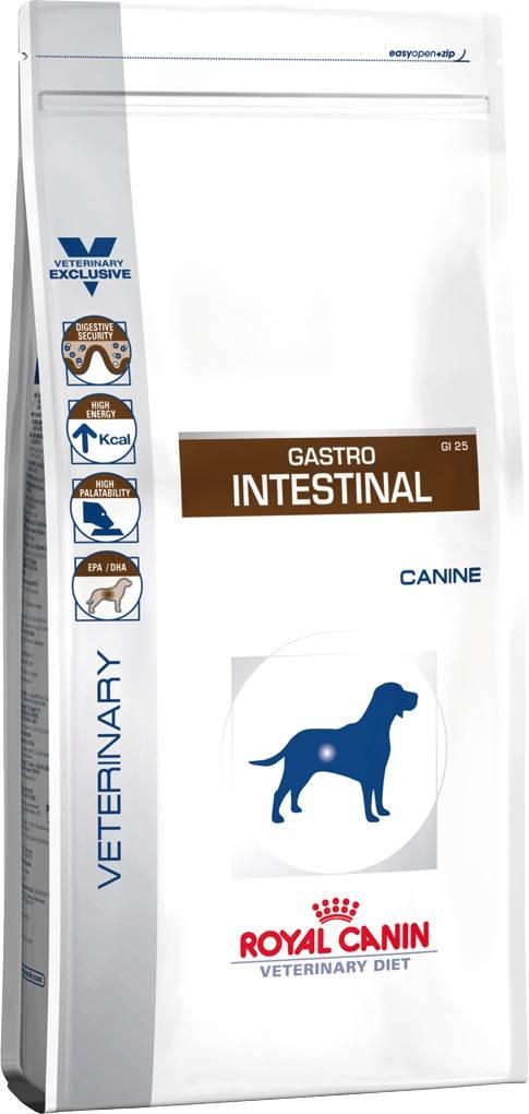 ROYAL CANIN GASTRO INTESTINAL – лечебный сухой корм при нарушениях пищеварения