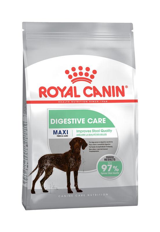 ROYAL CANIN MAXI DIGESTIVE CARE – сухой корм для собак крупных собак с чувствительным пищеварением
