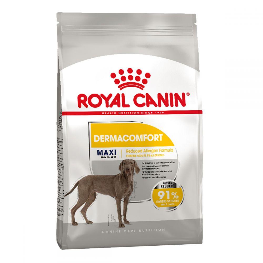 ROYAL CANIN MAXI DERMACOMFORT – сухий корм для дорослих собак великих порід з чутливою шкірою