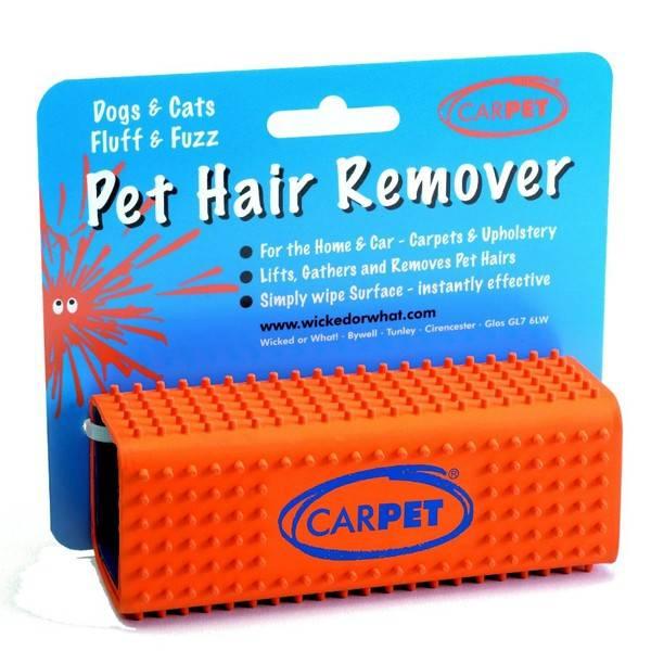CarPET Hair Remover – щетка для удаления шерсти домашних животных