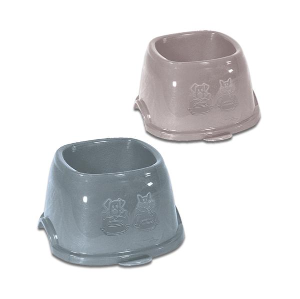 Stefanplast Break 9 Кокер пластиковая миска для кошек и собак с висячими ушами