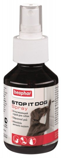 Beaphar Stop It Dog – cпрей для отпугивания собак
