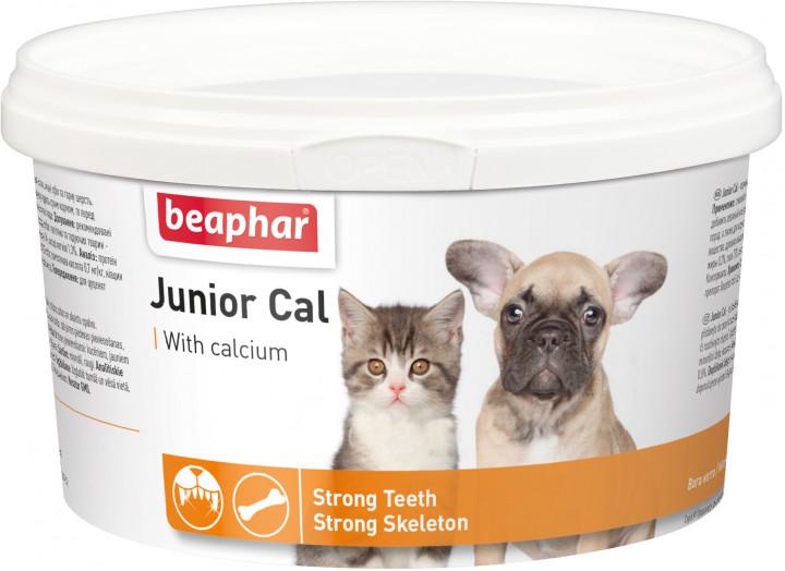Beaphar Junior Cal – минеральная добавка для котят и щенков