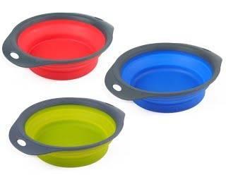 Dexas Collapsible Pet Bowl складная миска для собак и котов 1440 мл