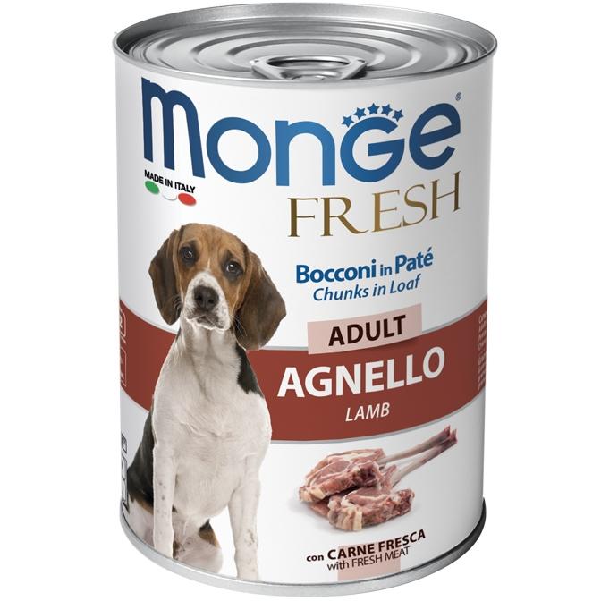 Monge Dog Fresh Lamb – консервы с ягненком для собак