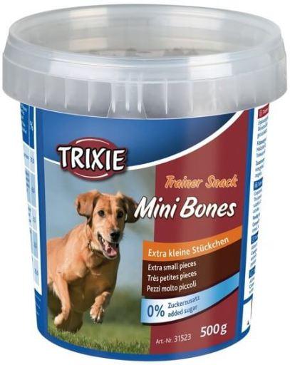 Trixie Trainer Snack Mini Bones – лакомства с говядиной, ягненком и курицей для собак мелких пород