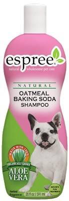 ESPREE Oatmeal Baking Soda Shampoo – шампунь с пищевой содой для сухой кожи собак