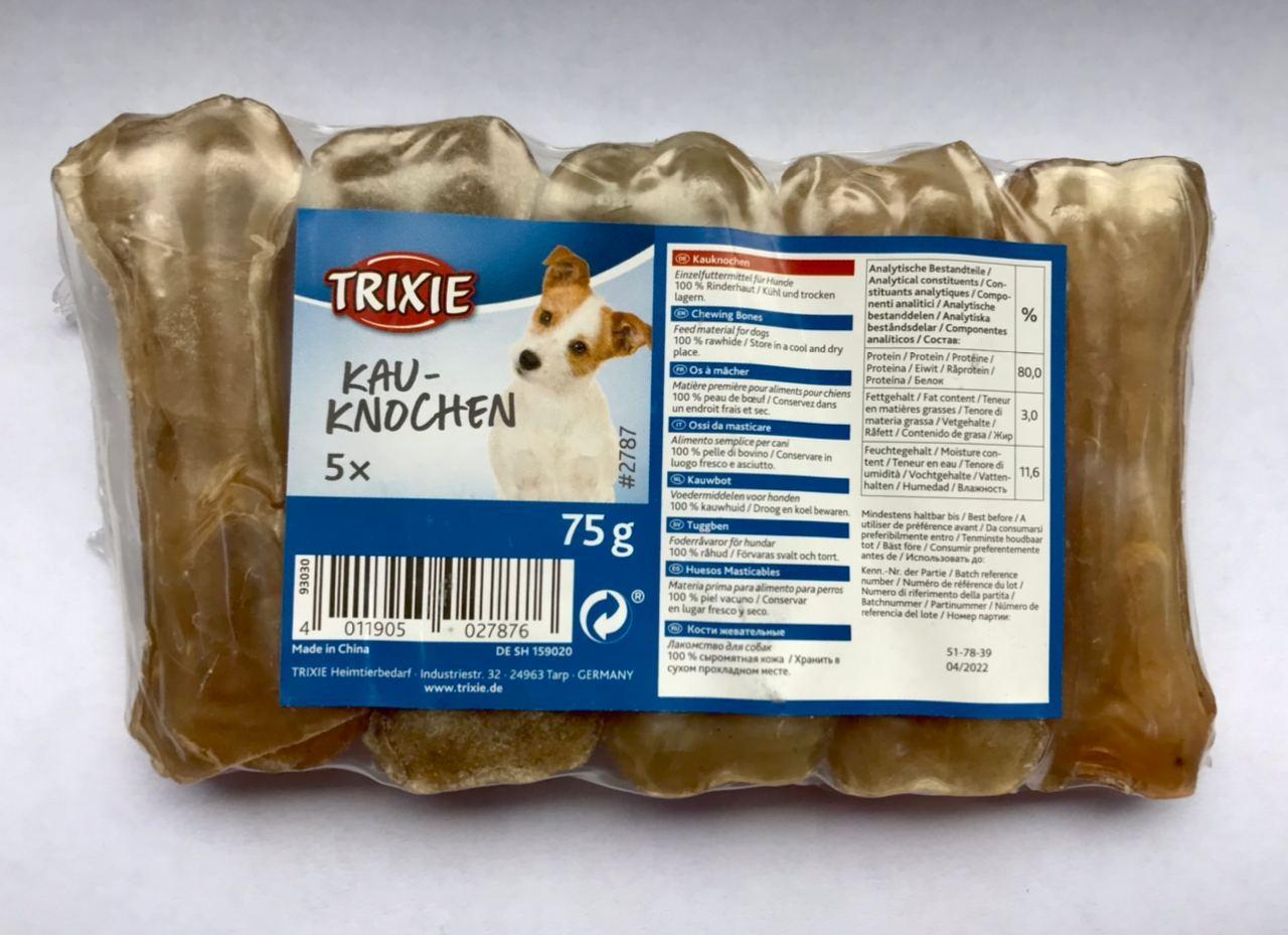 Trixie пресовані кісточки для собак