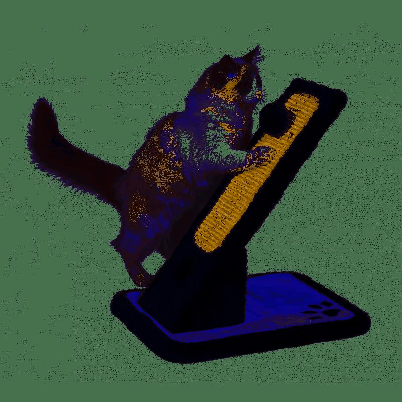 Trixie дряпка з дощечкою для котів