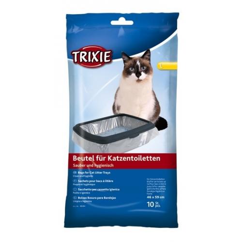 TRIXIE пакеты для кошачьих туалетов