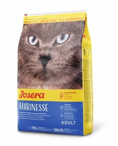 JOSERA MARINESSE – сухой корм с лососем для взрослых кошек с чувствительным пищеварением