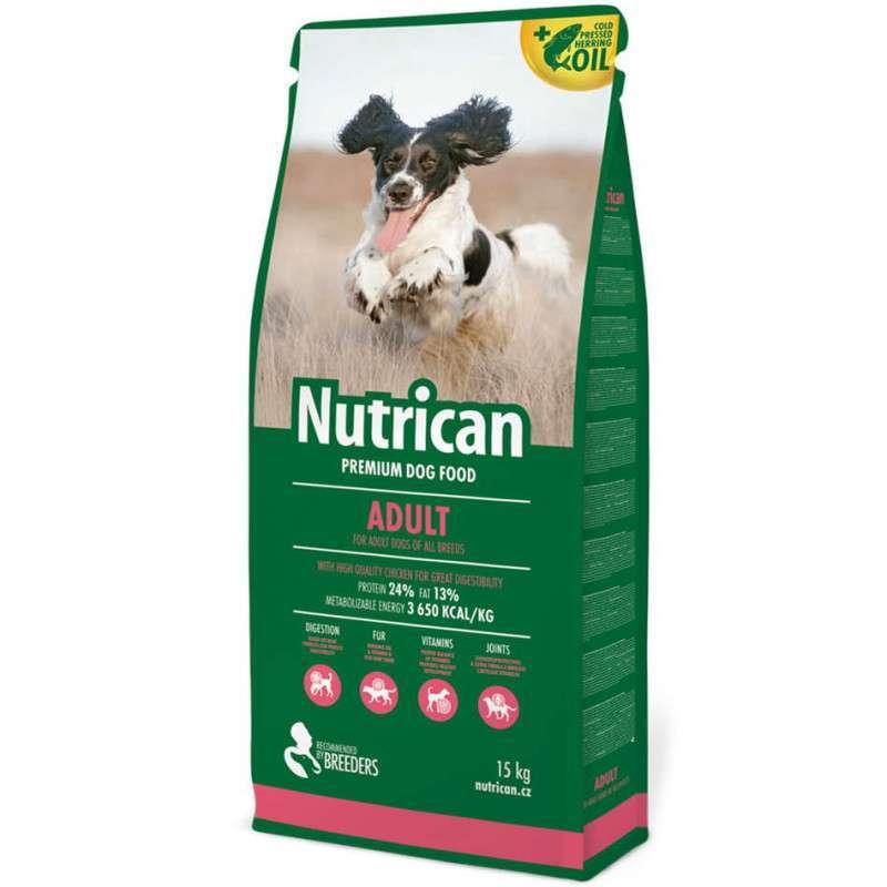 NUTRICAN ADULT – сухий корм для дорослих собак усіх порід