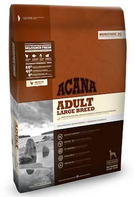 ACANA Adult Large Breed – сухой корм для взрослых собак крупных пород