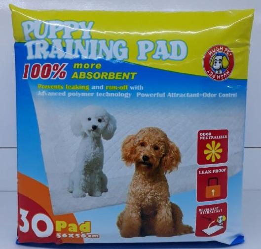 Puppy Training Pad – пелюшки для собак, 56×58см