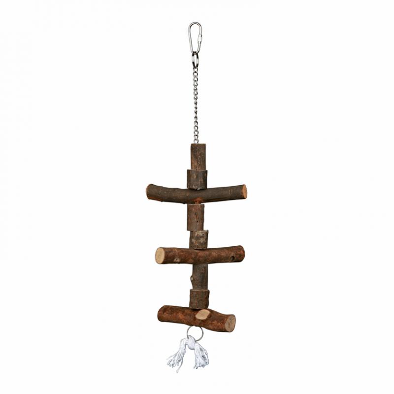 Trixie деревянная игрушка для попугаев